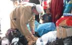 """مبادرات الشباب الناظوري توزع الملابس لفقراء دوار """"الرجا فالله"""" بجماعة بوعرك"""
