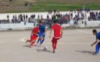 تعادل إيجابي في مباراة أيت سذال ضد شباب ازغنغان و احتجاج عارم على قرارات التحكيم