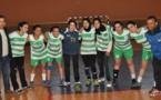 الفريق النسوي لكرة اليد اشبال زايو ينهزم بميدانه امام حسنية جرسيف
