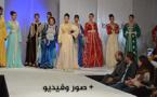 القفطان المغربي يتألق في النسخة الثانية من مهرجان ألوان المتوسط