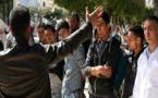 طلبة ازغنغان والنواحي في وقفة احتجاجية انذارية تحمل عدة رسائل للمسؤولين 