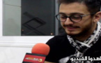 """سعد لمجرد: توحشت جمهور الناظور وسأطلق فيديو """"كليب"""" قريبا"""