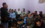 جمعية التربية والتنمية بالناظور في نشاط احتفاءً باليوم الوطني للمجتمع المدني