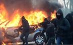 ألمانيا..متظاهرون يحتجون ضد التقشف والسياسة الرأسمالية