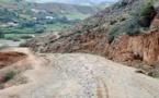 معاناة سكان القرى الجبلية بتمسمان مع هشاشة البنية الطرقية تتزايد خلال فصل الشتاء