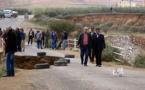 الطريق بين دار الكبداني الدريوش لاتزال مقطوعة بعد سقوط قنطرة بويوسف