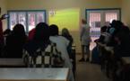 نادي البيئة وحقوق الإنسان بإعدادية ابن بطوطة بتمسمان يحتفي باليوم العالمي للمرأة