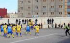 نهضة زايو تفوز على فريق اتحاد بن طيب بهدفين مقابل هدف واحد
