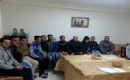 أول مرة في تاريخ الحسيمة تأسيس نادي شباب الريف الحسيمي للطيران الخفيف والرياضي