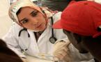 حملة للمساعدة الإنسانية لفائدة المهاجرين الأفارقة بشمال المغرب