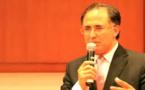 السفير المغربي يعرض استراتيجة الأمن الإلكتروني بلاهاي