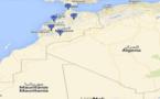 """محرك البحث """"غوغل"""" يعترف بالصحراء المغربية ويُزيل الخط الفاصل على خرائطه"""