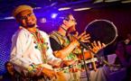 """مجموعة """"رباب فيزيون"""" تتألق في سماء مدينة فرانكفورت ضمن فعاليات الأسبوع الثقافي المغربي"""