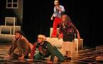 """مسرحية  """"تْرِنْكَا"""" تقدم في أول عرض لها من طرف جمعية ثفسوين للمسرح الأمازيغي بالحسيمة"""