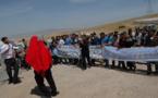 مسيرة احتجاجية بحاسي بركان ضد التهميش والإقصاء