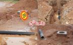تذمر واستياء وسط ساكنة حي السلام ببن الطيب بسبب تعثر مشروع التطهير السائل