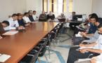 انعقاد اللقاء الدوري للأئمة المؤطرين بمقر المجلس العلمي بالناظور