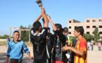 اختتام منافسات دوري كرة القدم المصغرة باعدادية الفرابي بدار الكبداني