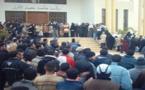 آلاف الطلبة يقاطعون امتحانات جامعة وجدة وينزلون إلى الشارع للاحتجاج