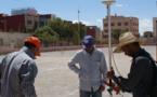 لجنة تقنية تحل بالعروي من أجل تكسية ملعب مولاي رشيد