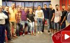 التلفزيون المحلي بمليلية يستضيف رواد فرق موسيقية وغنائية من مدينة الناظور