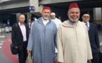البعثة المغربية المتكونة من المقرئين والوعاظ والواعظات تحل ببلجيكا لإحياء شهر رمضان المبارك
