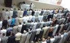 أجواء إيمانية في أداء صلاة التراويح من مسجد السنة بمدينة الريوس الإسبانية