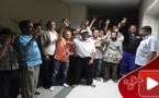 المساعدون التقنيون يعتصمون نهارا وليلا ببلدية الناظور لانتزاع مطالبهم من طارق يحيى