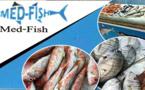 إفتتاح محل فاخر خاص ببيع مختلف أنواع الأسماك الطرية بالعروي