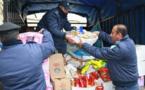 الحسيمة..  حجز أزيد من 26 طن من المواد الغذائية الفاسدة