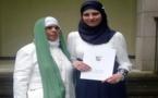 مريم رادْك تلميذة من أصول مغربية تحصل على معدل 20/20 في الباكالوريا في ألمانيا