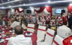 القنصل المغربي وشخصيات إسبانية وازنة تشارك الجالية المغربية إفطارا جماعيا بمدريد