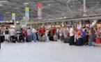 مغاربة عالقون في مطار بألمانيا بعد إلغاء رحلتهم إلى الناظور