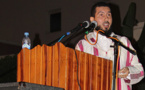 محمد بونيس يلقي محاضرة ببني بوعياش حول التأصيل الشرعي لمفهوم التسيير في الإسلام