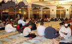 إحياء ليلة القدر في مسجد ابي بكر بفرانكفورت في أجواء روحانية