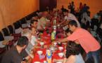 الجالية المغربية ببندريل بإسبانيا تقيم إفطارا جماعيا