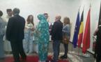 حفل إستقبال ببلجيكا إحتفالا بعيد العرش المجيد بحضور شخصيات وازنة