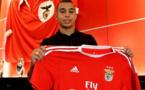 اللاعب الدولي الريفي بلال ولد الشيخ ينضم رسميا إلى بنفيكا البرتغالي