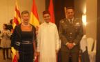 القنصلية العامة للمملكة المغربية ببرشلونة تحتفل بالذكرى 16 لعيد العرش العلوي المجيد