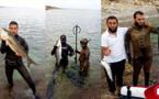 ريفيون يختارون رياضة الصيد بواسطة المسدس المائي بكاتالونيا