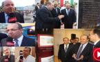 بوصوف وسعيد زارو وعامل الإقليم يفتتحون معارض خاصة بالجالية المغربية