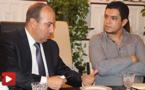 سعيد زارو يطمئن رئيس أوجير حول جلب الإستثمارات وتوفير فرص شغل للشباب الناظور