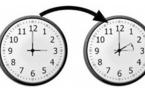 العودة إلى الساعة القانونية بالمملكة يوم 25 أكتوبر