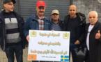 تلاحم مغاربة الدول الإسكندنافية ضمن مظاهرة عارمة تنديداً بالموقف المُعادي للوحدة الترابية للمغرب