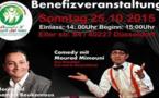 الساخر مراد ميموني والمنشد بوكموس على موعد مع الجالية المغربية بألمانيا في حفل فني