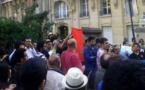 الإحتجاج على أبرشان يصل إلى مدينة دينهاخ الهولندية
