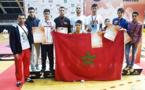 جمعية أمل سيول للتايكواندو تبصم على مشاركة ناجحة في دوري أليكانتي باسبانيا