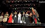 """المسرحية الريفية """"ترينكا"""" تحصد جائزة الأمل وتنويها خاصا من لجنة تحكيم المهرجان الوطني للمسرح"""