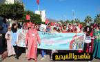 جمعيات المجتمع المدني تخلد ذكرى المسيرة الخضراء بكرنفال إحتفالي انطلق من وسط الناظور
