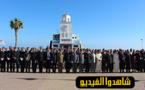بمناسبة الذكرى 40 للمسيرة الخضراء عامل الإقليم يزور المستشفى الحسني وملاعب القرب بالناظور